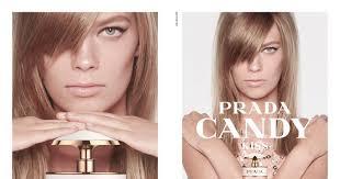 <b>Prada Candy Kiss</b> Campaign featuring Lexi Boling