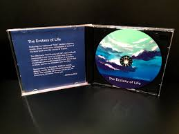 the ecstasy of life ddrkirby isq the ecstasy of life physical cd