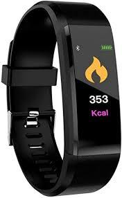 Sizet ID115 Plus Fitness Tracker, Bluetooth Smart ... - Amazon.com
