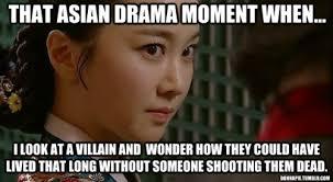 that asian drama moment   Tumblr via Relatably.com