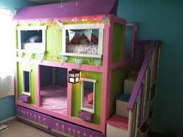 most amazing diy little girl bunk beds probably in the whole world amazing twin bunk bed