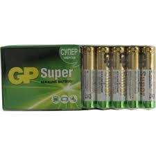 <b>Батарейки</b> AAA <b>GP</b> 24A-2CRVS40 40 шт. — купить, цена и ...