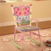 Magic <b>Garden</b> Kids <b>Rocking Chair</b>
