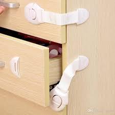 <b>5Pcs</b>/<b>Lot</b> 5pcs Baby <b>Kids Safety Locks</b> Plastic <b>Children Protection</b> ...