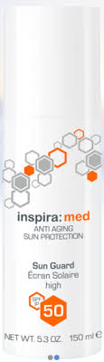 <b>INSPIRA</b> COSMETICS <b>Эмульсия солнцезащитная</b> для лица SPF ...