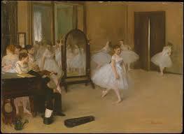 Edgar Degas | The <b>Dancing</b> Class | The Met