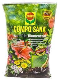 <b>Почвогрунт COMPO SANA универсальный</b> 5 л. — купить по ...