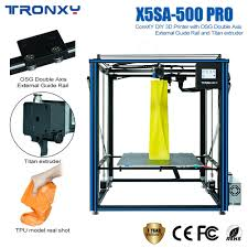 <b>TRONXY</b> X5SA 500 PRO 3d Printer Hot Sale <b>Large Size</b> NEW ...