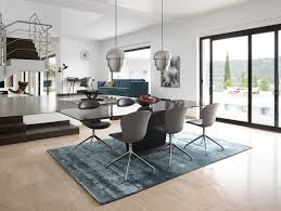 contemporary dining room by boconcept bristol boconcept lighting
