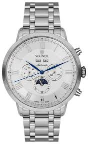 Наручные <b>часы WAINER WA</b>.25065-<b>B</b> — купить по выгодной цене ...