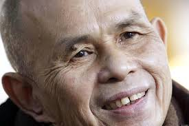 Image result for Thich Nhat Hanh photo