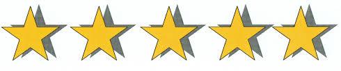 Image result for 5 star images