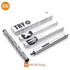 Xiaomi <b>WOWSTICK TRY</b> Cordless Electric Screwdriver with X0 Bits ...