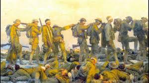 war poets w owen and h e lessons teach dulce et decorum est is a poem about a gas attack it s known as a gas poem