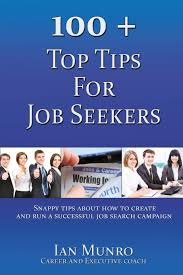 successful job searches great cvs top tips for job seekers 100 top tips for job seekers for isbn catalogue 1
