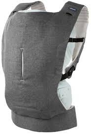 <b>Переноска</b>-<b>кенгуру Chicco Myamaki</b> Complete grey (серый ...
