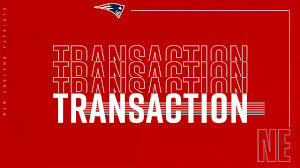 Patriots acquire CB <b>Michael Jackson</b> in a trade with Detroit
