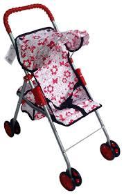 Купить <b>Прогулочная коляска 1 TOY Красотка</b> Т57313 по выгодной ...