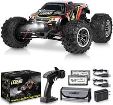 1:10 Scale Large RC Cars 48+ kmh Speed - Boys ... - Amazon.com