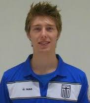 Alexandros Arampatzis. Nickname: Taki; Position: Lead; Details: WCF statistics - alex1