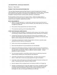 s associate job description resume job and resume template 1275 x 1650