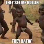 Third World Success Kid Meme Generator - Imgflip via Relatably.com