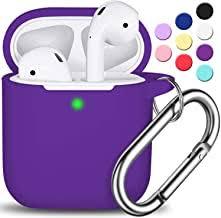 Apple AirPods Silicone Case - Amazon.com