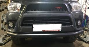 <b>Решетка радиатора TRD на</b> Toyota Hilux Revo (2015-2018 ...