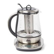 Купить электрический <b>чайник Solis Tea Kettle</b> Digital, Металл ...