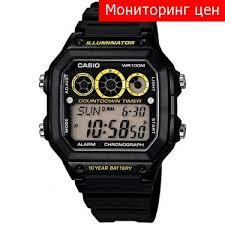 Купить наручные <b>часы Casio AE</b>-<b>1300WH</b>-<b>1A</b> - оригинал в ...
