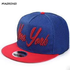<b>MAERSHEI New York</b> Men's cap Baseball Cap hat Women Fashion ...