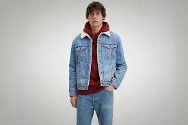 Levi's popular <b>denim Trucker jacket</b> adds Google Jacquard tech