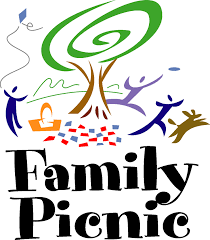 Image result for cartoon family picnics