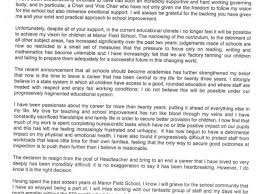 indycricketus marvellous latex cover letter template resume badak indycricketus entrancing primary school head resigns in protest heartfelt letter delightful primary school head