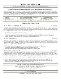 example resume for accountant  seangarrette co   sample resume cpa accountant acting   example resume for accountant