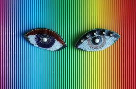 Poison Drop - Не брошь, а глаз. Гипнотические украшения ...