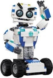 Купить <b>Конструктор Cada Technics</b>, <b>робот</b> Dada Robert на ...
