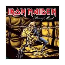 <b>Iron Maiden</b> - <b>Piece</b> Of Mind (CD) : Target