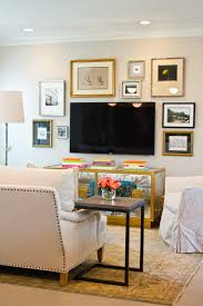 Hide Tv In Wall Remodelaholic 95 Ways To Hide Or Decorate Around The Tv