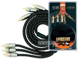Купить <b>Mystery 3RCA</b> - <b>3RCA</b> 1.5m AVC-1.5REF по низкой цене в ...