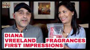 <b>Diana Vreeland</b> Perfumes First Impressions (w/Samples Giveaway ...