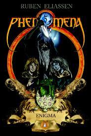 phenomena enigma gyldendal high definition cover