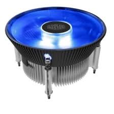 (RR-<b>I70C</b>-20PK-R1) 120mm Blue LED Aluminum115X <b>CPU Cooler</b>