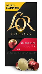 Купить <b>Кофе в капсулах L`OR</b> Espresso, 52 г в торговых центрах ...