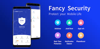 Antivirus, Virus Cleaner, Booster - <b>Fancy</b> Security - Apps on Google ...