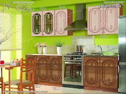Кухонный гарнитур Камелия Мебельная фабрика «Дара» г. Пенза