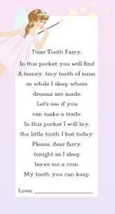 Tooth Fairy Note on Pinterest | Tooth Fairy Letters, Tooth Fairy ...