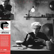 <b>Japan</b>: <b>Tin Drum</b> - Half Speed Master