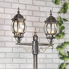 Садово-парковый светильник <b>Elektrostandard</b> Classic ...