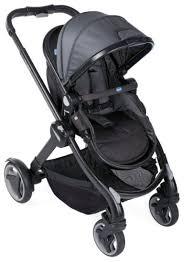 Детская <b>коляска Chicco Fully</b>-Single <b>Stroller</b> - купить в Москве с ...